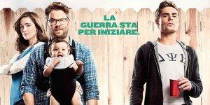Mac e Kelly protestano dal rettore nella clip italiana di Cattivi Vicini