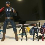 Captain America: The Winter Soldier, i prodotti Hasbro | Captain America: the Winter Soldier