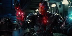 Cyborg Justice League