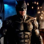 Justice League: la tactical suit di Batman in una nuova foto dal dietro le quinte