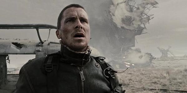 Christian Bale Terminator Salvation