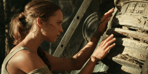 Tomb Raider: Lara Croft in quattro nuove clip in lingua originale
