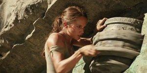 Tomb Raider: tutte le clip del film con Alicia Vikander