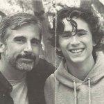 Beautiful Boy: Steve Carelle Timothée Chalamet protagonisti di due nuovi poster