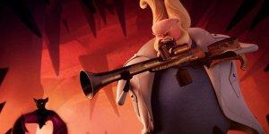 Hotel Transylvania 3: Van Helsing contro Dracula in una clip del film animato