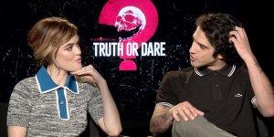 EXCL – Lucy Hale e Tyler Posey si sfidano a Obbligo o Verità!