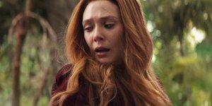 Avengers: Endgame, anche Elizabeth Olsen condivide online un video dal backstage