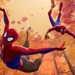 Spider-Man: Un Nuovo Universo, Gwen, Peter e Miles in un nuovo poster