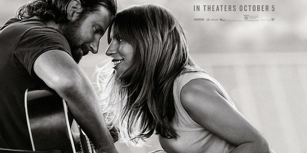 A Star is Born banner