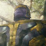 Avengers: Infinity War, il look alternativo di Thanos nei nuovi concept art