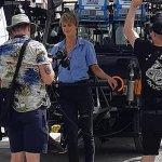 Terminator 6: un nuovo video dal set spagnolo e una foto di Mackenzie Davis