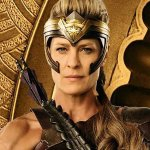 Wonder Woman 1984: Robin Wright pronta a tornare nei panni di Antiope
