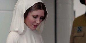 Rogue One: A Star Wars Story, il cammeo della Principessa Leia rimaneggiato con la tecnica del Deepfakes