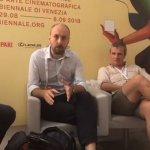 Venezia 75 – Giorno 8 – Videoblog
