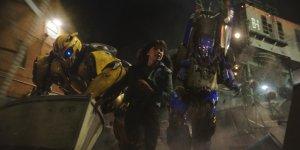 EXCL – Bumblebee: il dietro le quinte del terzo atto in un estratto dai contenuti speciali
