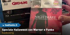 BadBoxing: Speciale Halloween con Warner Bros e Funko!