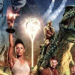 Iron Sky: The Coming Race, dinosauri e astronavi nel primo poster del film