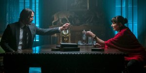 John Wick 3: Parabellum, due clip italiane e due featurette del film con Keanu Reeves