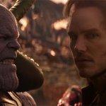 Avengers: Infinity War, i registi svelano cosa sarebbe successo se Quill avesse sfilato il guanto a Thanos