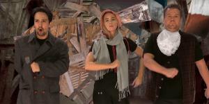 Emily Blunt, Lin-Manuel Miranda e James Corden cantano 22 musical in 12 minuti!