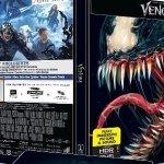 Venom: un nuovo sguardo all'edizione steelbook Blu-ray del film