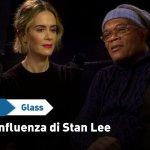 EXCL – Glass, M. Night Shyamalan e il cast del film sull'influenza di Stan Lee!