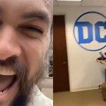 """Aquaman: Jason Momoa stuzzica i fan """"Non avete idea di quello che arriverà in futuro"""""""