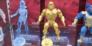 Masters of the Universe: ecco le nuove figure ReAction dei protagonisti del film del 1987