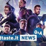 Quanto dura veramente Avengers: Endgame? | BadTaste News Q&A #31