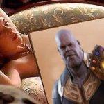 Avengers: Infinity War, Thanos invade i film più popolari nel nuovo trend virale su Twitter