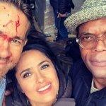 Come ti Ammazzo il Bodyguard: Morgan Freeman e Antonio Banderas nel cast del sequel, ecco la prima foto dal set