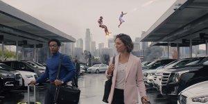 Avengers: Endgame, i Vendicatori lottano sullo sfondo di un nuovo spot di Hertz