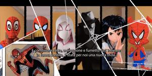 EXCL – Spider-Man: Un Nuovo Universo, come nasce l'animazione del film