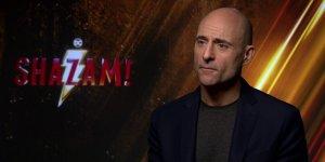 EXCL – Shazam!, Mark Strong conferma l'identità del personaggio presente nei titoli di coda