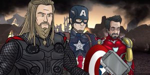 Avengers: Endgame, ecco come sarebbe dovuto finire il cinecomic dei fratelli Russo