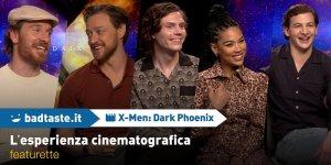 X-Men: Dark Phoenix, l'esperienza cinematografica nella featurette esclusiva per Arcadia Cinema