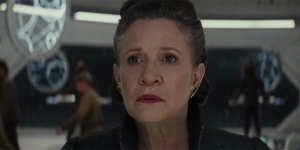 Star Wars Leia Carrie Fisher