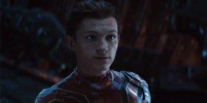 Tom Holland Avengers