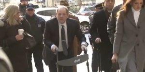 harvey weinstein condanna prigione