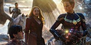 avengers endgame brie larson carol danvers captain marvel
