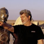 George Lucas Star Wars seth rogen