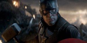disney the marvels Chris Evans Captain America Avengers: Endgame