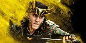 Tom Hiddleston Marvel