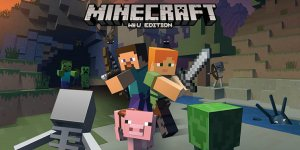 Minecraft: Wii U Edition banner
