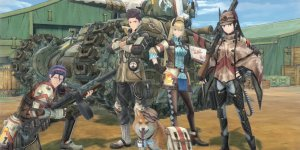 Valkyria Chronicles 4 banner