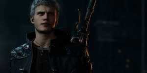 Devil May Cry 5 banner megaslide