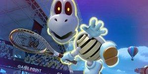 Mario Tennis Aces Tartosso banner