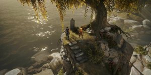 Brothers: A Tale of Two Sons banner