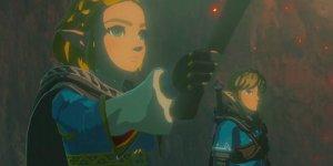 The Legend of Zelda: Breath of the Wild seguito banner