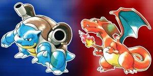 Pokémon Rosso Blu banner